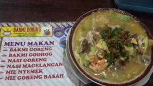 makanan khas jogja-bakmi-doring