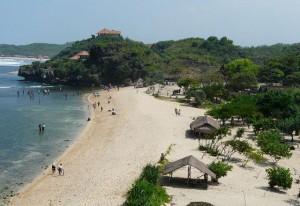 sundak-Wisata Pantai jogja